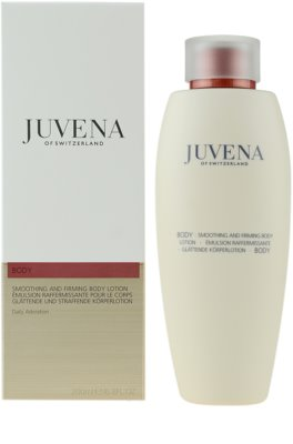 Juvena Body Care festigende Körpermilch 1