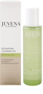 Juvena Phyto De-Tox detoxikační čisticí olej 1
