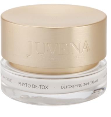 Juvena Phyto De-Tox crema desintoxicante para iluminar y alisar la piel