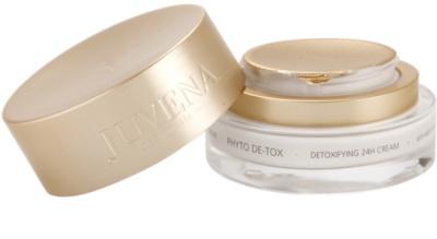 Juvena Phyto De-Tox crema desintoxicante para iluminar y alisar la piel 1