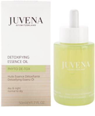 Juvena Phyto De-Tox детоксикиращо есенциално масло против стареене на кожата 1