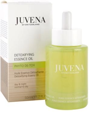 Juvena Phyto De-Tox aceite esencial desintoxicante antienvejecimiento 2
