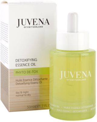 Juvena Phyto De-Tox детоксикиращо есенциално масло против стареене на кожата 2