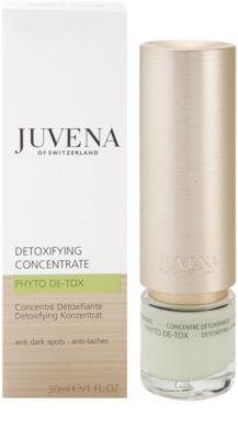 Juvena Phyto De-Tox razstrupljevalni koncentrat za osvetljevanje kože in hidratacijo 2