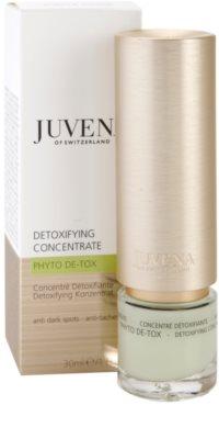 Juvena Phyto De-Tox razstrupljevalni koncentrat za osvetljevanje kože in hidratacijo 3