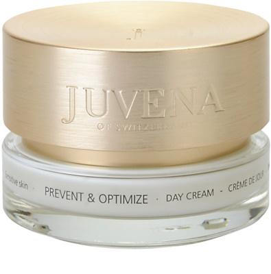 Juvena Prevent & Optimize Beruhigende Tagescreme für empfindliche Haut