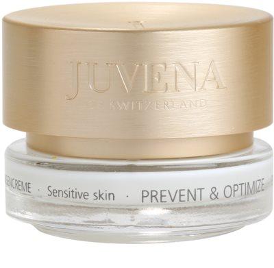 Juvena Prevent & Optimize krema proti gubam za predel okoli oči za občutljivo kožo