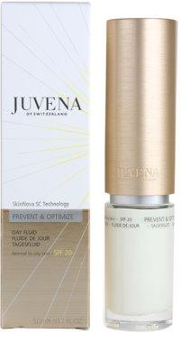 Juvena Prevent & Optimize fluid pentru zi pentru piele normala si grasa 2