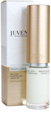 Juvena Prevent & Optimize fluid pentru zi pentru piele normala si grasa 3