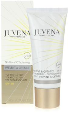 Juvena Prevent & Optimize krema proti gubam za sončenje 1