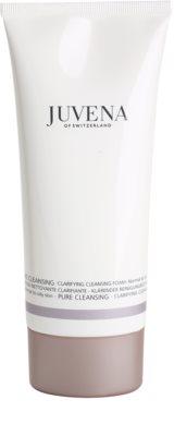 Juvena Pure Cleansing mousse de limpeza para pele normal a oleosa