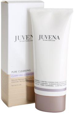 Juvena Pure Cleansing очищаюча пінка для нормальної та жирної шкіри 2