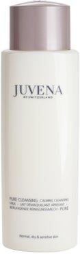 Juvena Pure Cleansing leite de limpeza para pele normal a seca