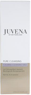 Juvena Pure Cleansing tisztító tej normál és száraz bőrre 3