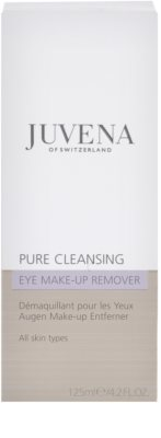 Juvena Pure Cleansing płyn do demakijażu oczu 3