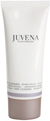 Juvena Pure Cleansing esfoliante de limpeza para todos os tipos de pele