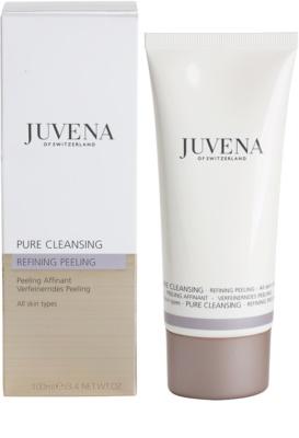 Juvena Pure Cleansing exfoliant pentru toate tipurile de ten 1