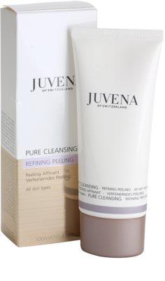 Juvena Pure Cleansing exfoliant pentru toate tipurile de ten 2