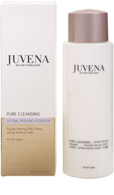 Juvena Pure Cleansing peeling cu efect lifting 1