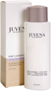 Juvena Pure Cleansing peeling cu efect lifting 2