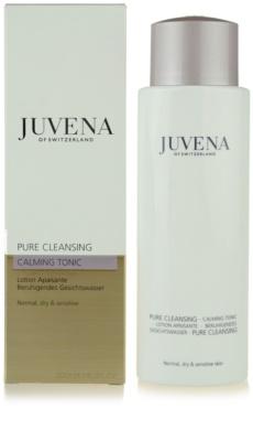 Juvena Pure Cleansing tónico para pele normal a seca 1