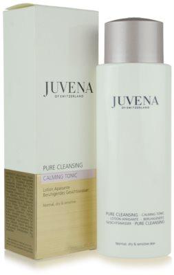 Juvena Pure Cleansing tónico para pele normal a seca 2