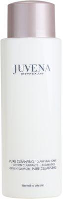 Juvena Pure Cleansing tónico limpiador para pieles mixtas y grasas