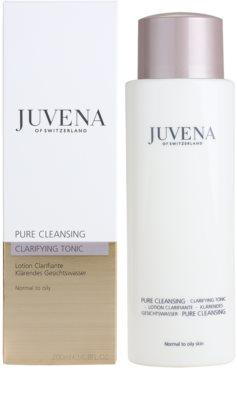 Juvena Pure Cleansing очищуючий тонік для комбінованої та жирної шкіри 1