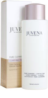 Juvena Pure Cleansing очищуючий тонік для комбінованої та жирної шкіри 2