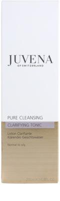 Juvena Pure Cleansing очищуючий тонік для комбінованої та жирної шкіри 3