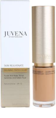 Juvena Skin Rejuvenate Delining fluid tonujący nadający idealny wygląd 2