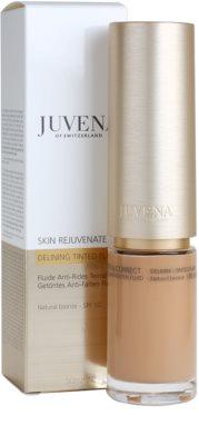 Juvena Skin Rejuvenate Delining fluid tonujący nadający idealny wygląd 3