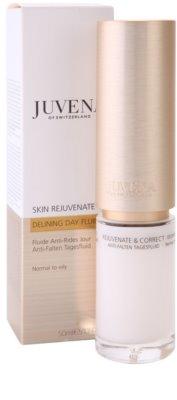 Juvena Skin Rejuvenate Delining fluido antirrugas para pele normal a oleosa 2