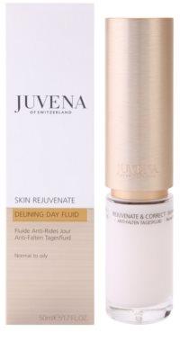 Juvena Skin Rejuvenate Delining fluido antirrugas para pele normal a oleosa 3