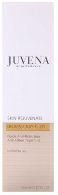 Juvena Skin Rejuvenate Delining fluido antirrugas para pele normal a oleosa 4
