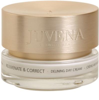 Juvena Skin Rejuvenate Delining crema de día  antiarrugas  para pieles normales y secas