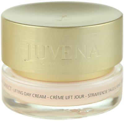 Juvena Skin Rejuvenate Lifting creme com efeito lifting  para pele normal a seca