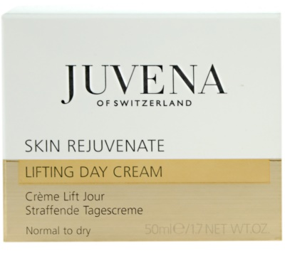 Juvena Skin Rejuvenate Lifting crema cu efect de lifting pentru ten normal spre uscat 2