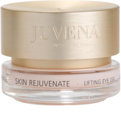 Juvena Skin Rejuvenate Lifting gel para contorno de ojos con efecto lifting