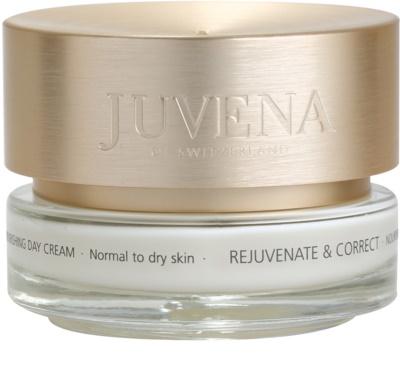 Juvena Skin Rejuvenate Nourishing nährende Tagescreme für normale und trockene Haut