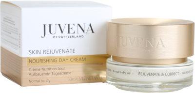 Juvena Skin Rejuvenate Nourishing odżywczy krem na dzień do skóry normalnej i suchej 3