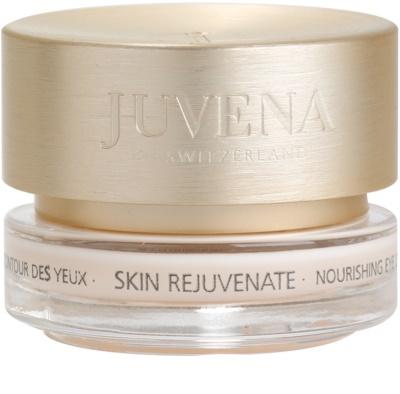 Juvena Skin Rejuvenate Nourishing Augencreme gegen Falten für alle Hauttypen