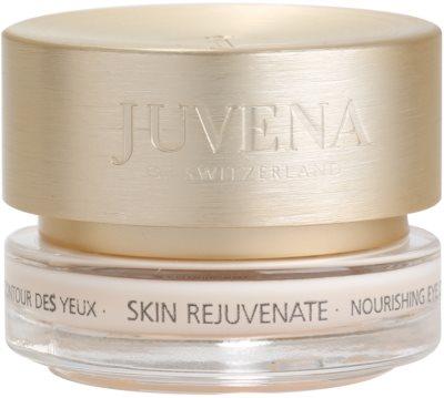 Juvena Skin Rejuvenate Nourishing крем проти зморшок для шкіри навколо очей для всіх типів шкіри