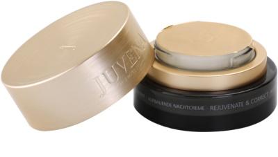 Juvena Skin Rejuvenate Nourishing crema de noche antiarrugas  para pieles normales y secas 1