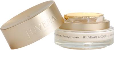 Juvena Skin Rejuvenate Nourishing tápláló nappali krém száraz és nagyon száraz bőrre 1
