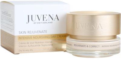 Juvena Skin Rejuvenate Nourishing tápláló nappali krém száraz és nagyon száraz bőrre 3