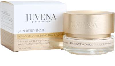 Juvena Skin Rejuvenate Nourishing crema de zi cu efect de refacere uscata si foarte uscata 3
