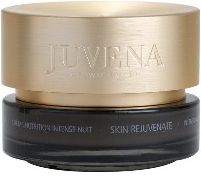 Juvena Skin Rejuvenate Nourishing crema de noche nutritiva e hidratante para pieles secas