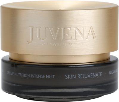 Juvena Skin Rejuvenate Nourishing éjszakai tápláló és hidratáló krém száraz bőrre
