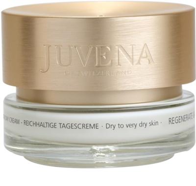 Juvena Regenerate & Restore creme de dia para pele seca a muito seca